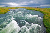 Iceland River — Stock Photo