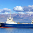 Fishing trawler — Stock Photo #37840575