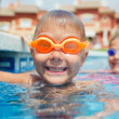 Activities on pool — Stock Photo #38170537