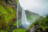 Cachoeira islandês — Foto Stock