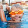 Activities on pool — Stock Photo #38221823
