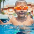 Activities on pool — Stock Photo #38221869