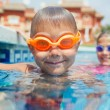 Activities on pool — Stock Photo #38221875