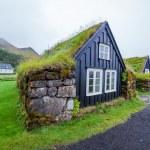 Traditional icelandic house — Stock Photo #38239523