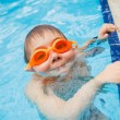 Activities on pool — Stock Photo #38270585