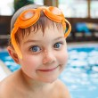 Activities on pool — Stock Photo #38270615