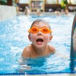 Activities on pool — Stock Photo #38315729