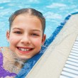 Activities on pool — Stock Photo #38315739