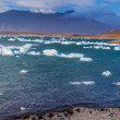 Glacier lagoon in east iceland — Stock Photo #38315741