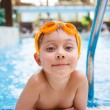 Activities on pool — Stock Photo #38315779