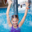 Activities on pool — Stock Photo #38315799