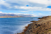 East Fjords Iceland — Stock Photo
