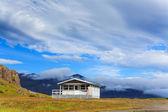 House Iceland. — Stock Photo