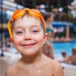 Activities on pool — Stock Photo #38556849