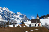 Church in Tirol. — Stock Photo