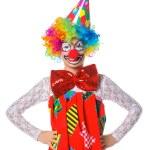 Little clown — Stock Photo #41401537