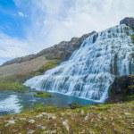 Dynjandi waterfall — Stock Photo #41495109
