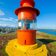Lighthouse in iceland — Stock Photo #41497833