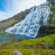 Dynjandi. Iceland — Stock Photo