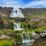 Dynjandi. Iceland — Stock Photo