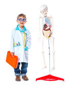 Little doctor. — Stock Photo