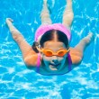 Underwater girl — Stock Photo #45623713