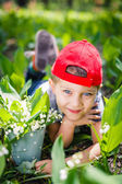 весна в лесу — Стоковое фото