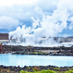 Blue Lagoon, Iceland — Stock Photo #49451231