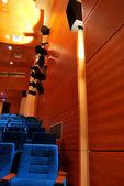 Movie Theater Seats — Stock Photo