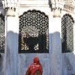 The women in the mosque ablution - Stock Photo