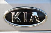 Kia symbol — Stock Photo