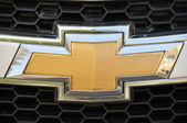 Chevrolet symbol — Stock Photo