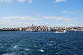 Istanbul panorama — Stock Photo