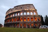 Colosseum Rome — Stock Photo