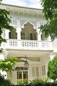 Villa bianca — Foto Stock