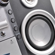 Compact stereo system — Stock Photo #49461825