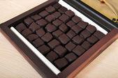 Chocolate — Stock Photo