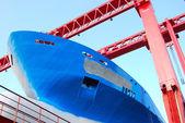 Shipbuilding — Stockfoto