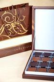 шоколад — Стоковое фото