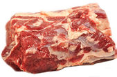 Carne cruda — Foto Stock