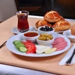 Breakfast plate — Stock Photo #49484649