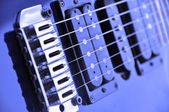 Gitarr pickups — Stockfoto