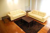 Modern furniture — Stock Photo