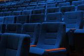 Asientos de teatro de película — Foto de Stock