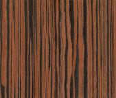 Ebony wood texture — Stock Photo