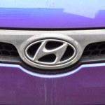 Постер, плакат: Hyundai symbol
