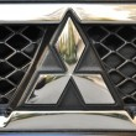 Постер, плакат: Mitsubishi symbol