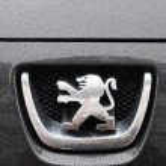 Постер, плакат: Peugeot symbol