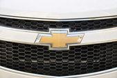 Chevrolet symbol — Stock Photo