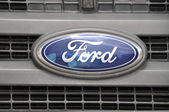 Ford symbol — Stock Photo
